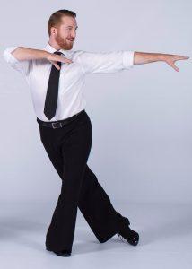 Lucas Tanner Aldrich Ballroom Dance