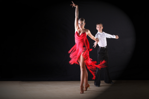 Latin Dance Cha Cha
